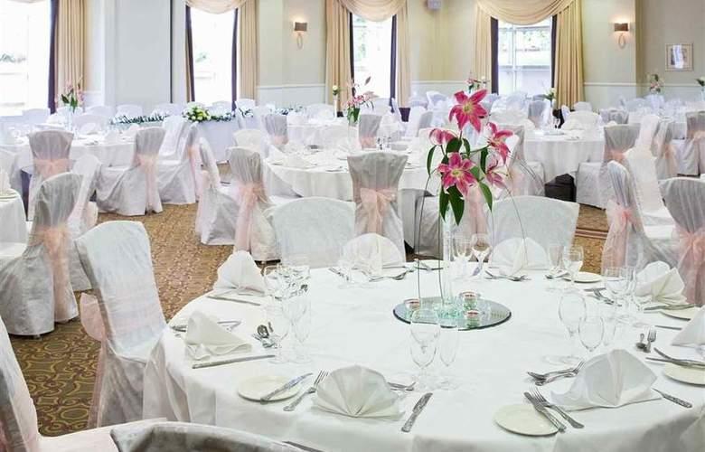 Mercure Brandon Hall Hotel & Spa - Hotel - 53
