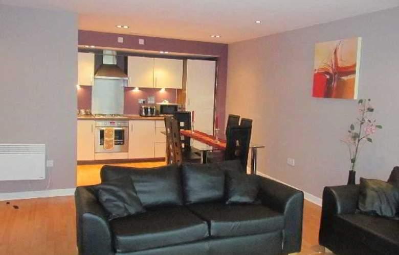 Hot-el-apartments Edinburgh Waterfront - Room - 11