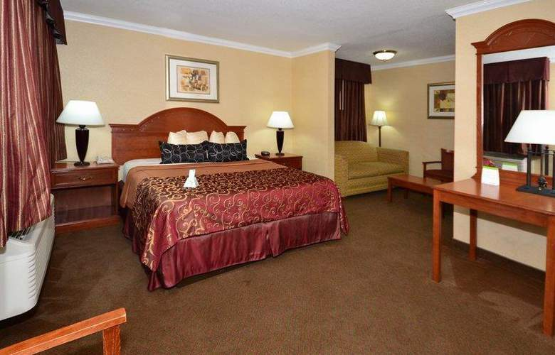 Best Western Hollywood Plaza Inn - Room - 50