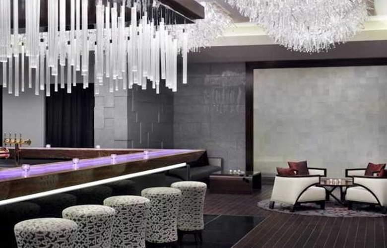 Dubai Marriott Hotel Al Jaddaf - Restaurant - 11