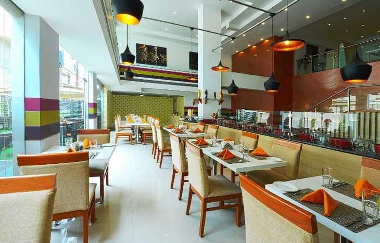 Citrus Cunningham - Restaurant - 12