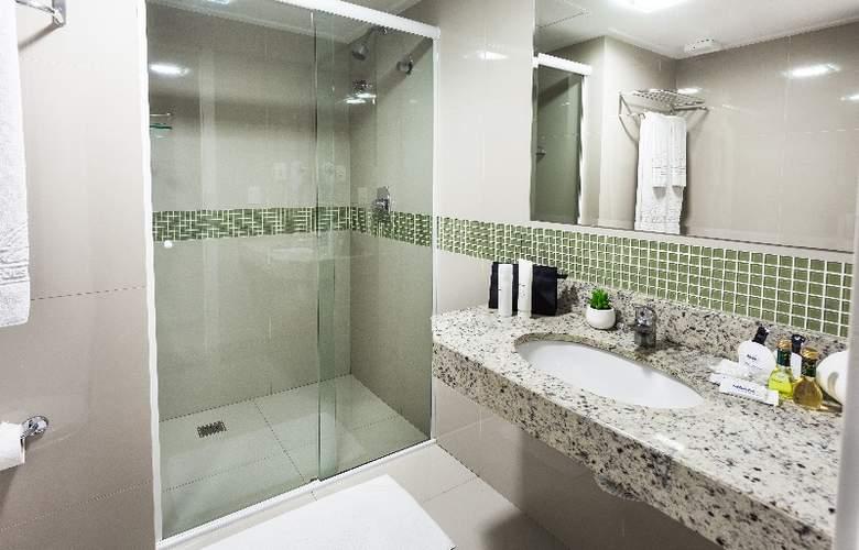 Sibara Flat hotel & Convençoes - Room - 5