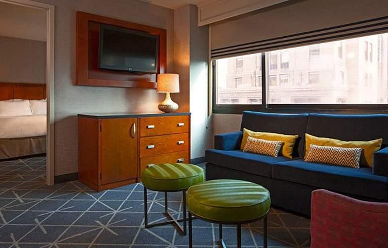 Courtyard New York Manhattan/Fifth Avenue - Room - 11