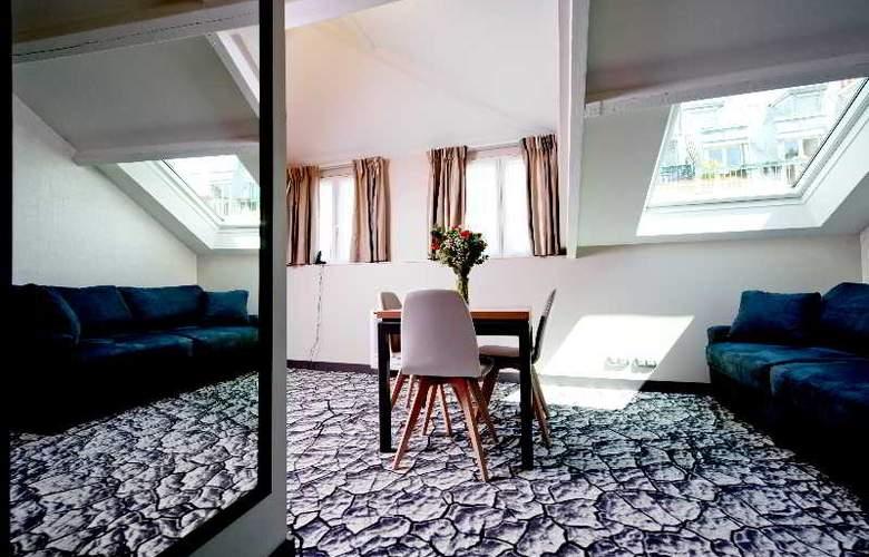 Serotel Suites Hotel - Room - 1