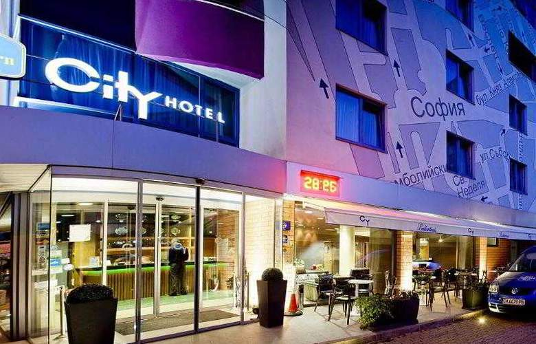 Best Western Premier Collection City Sofia - Hotel - 44