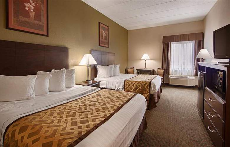 Best Western Indianapolis South - Room - 40