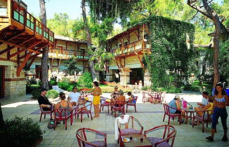 Kemer Holiday Club - Terrace - 7