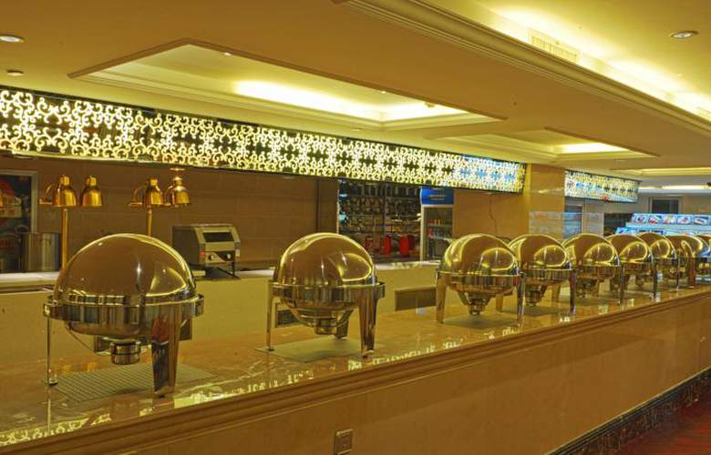 Morgan International - Restaurant - 2