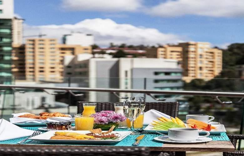 NH Collection Mexico City Santa Fe - Terrace - 28