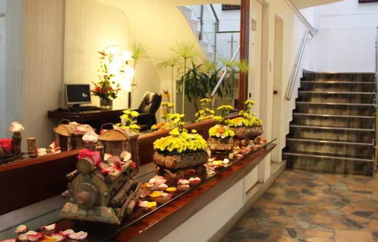 Hotel Suites Chico - Hotel - 11