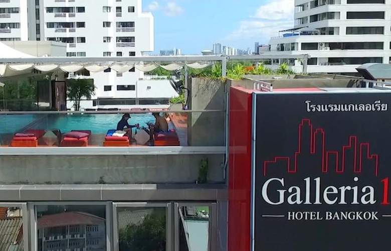 Galleria 10 Sukhumvit by Compass Hospitality - Hotel - 10