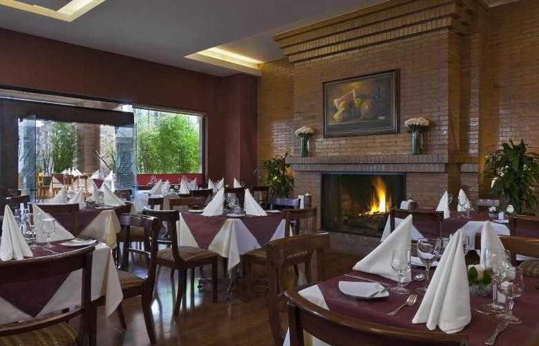 Sheraton Bogotá - Restaurant - 31