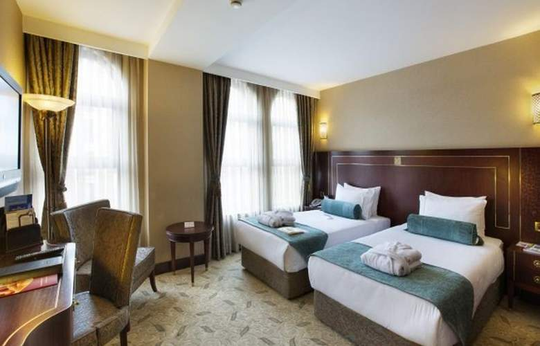 Crowne Plaza Istanbul - Old City - Room - 8