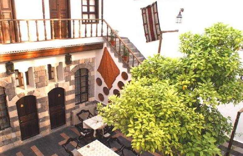 Dar Al Yasmin - Terrace - 5
