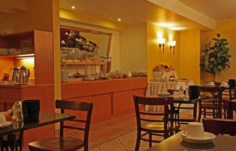 Rheingoldhotel - Restaurant - 1
