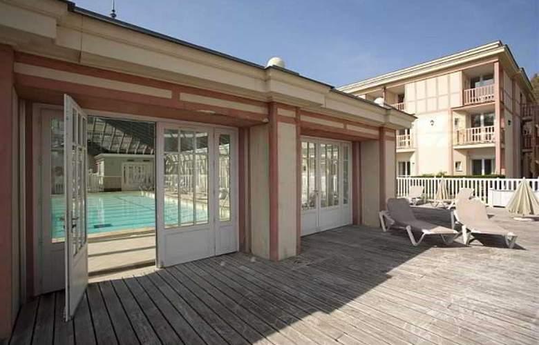 Residence les Jardins de la cote Opale - Pool - 15