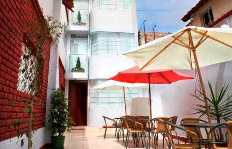 B&B Miraflores Wasi Independencia - Terrace - 2