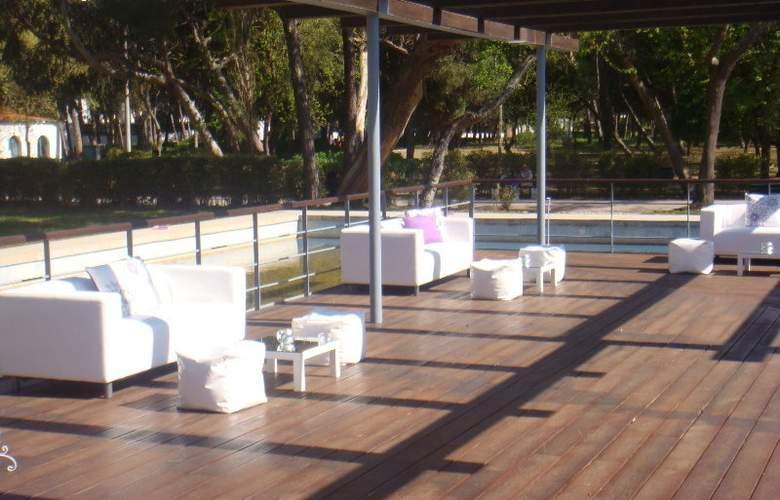 Inatel Caparica - Terrace - 12
