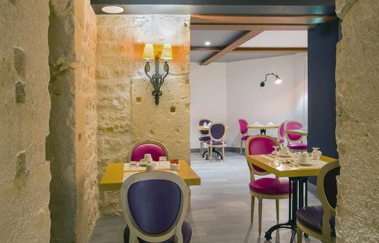 Best Western Premier Marais Grands Boulevards - Restaurant - 25
