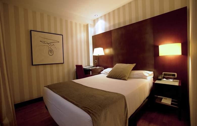 Zenit Barcelona - Room - 12