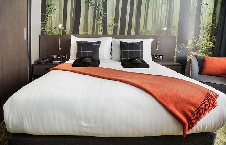 Arbor City Hotel - Room - 2