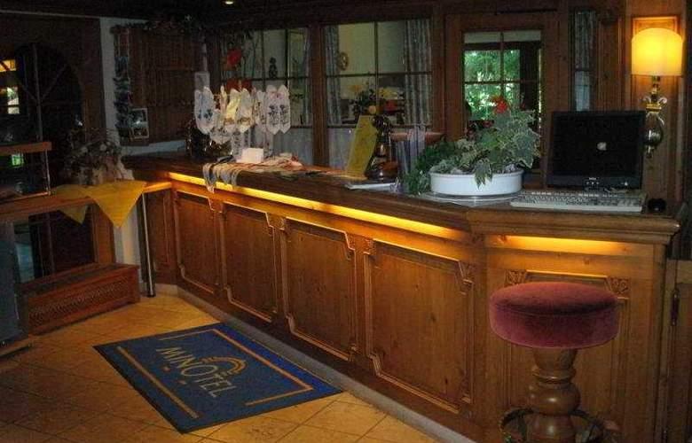 mD-Hotel Alpenrose - Restaurant - 4