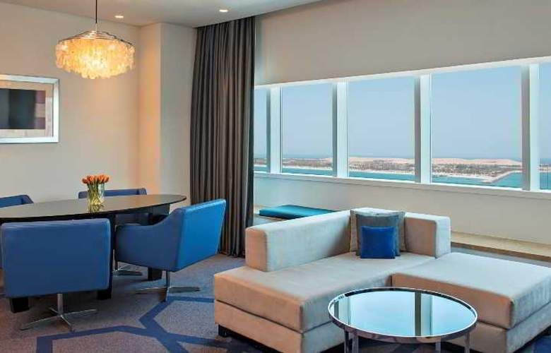 Le Royal Meridien Abu Dhabi - Room - 3