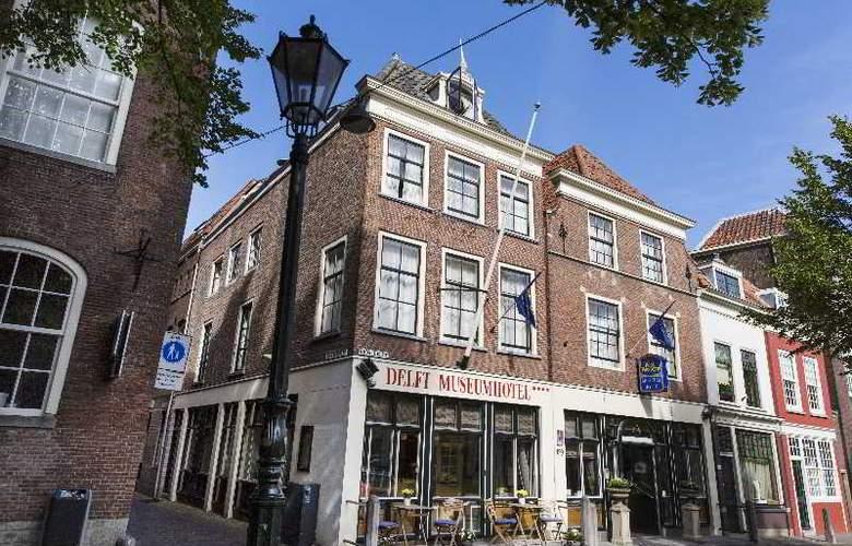 Best Western Museum Hotel Delft - Hotel - 1