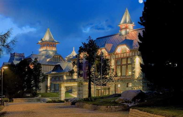 Grand Hotel Kempinski High Tatras - Hotel - 0