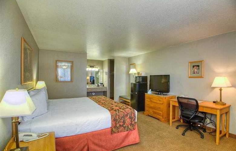 Best Western Foothills Inn - Hotel - 48