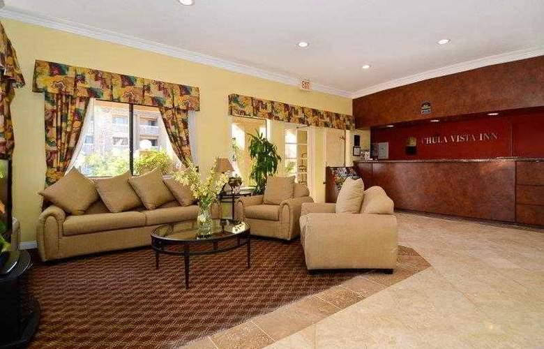 Best Western Plus Chula Vista Inn - Hotel - 3