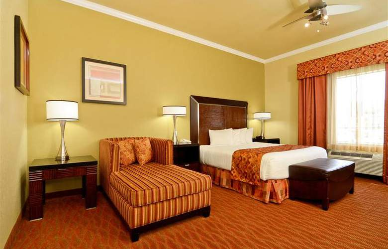 Best Western Plus Christopher Inn & Suites - Room - 155