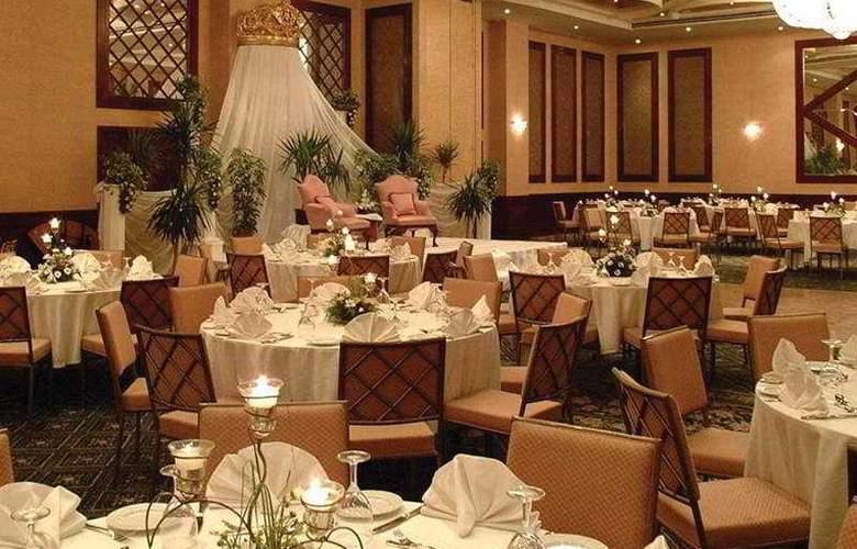 Amarante Pyramids - Restaurant - 4