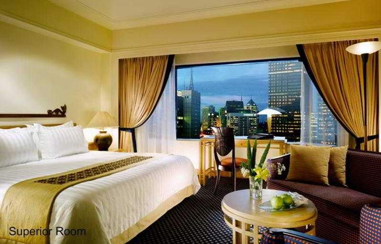 Le Meridien Jakarta - Room - 4