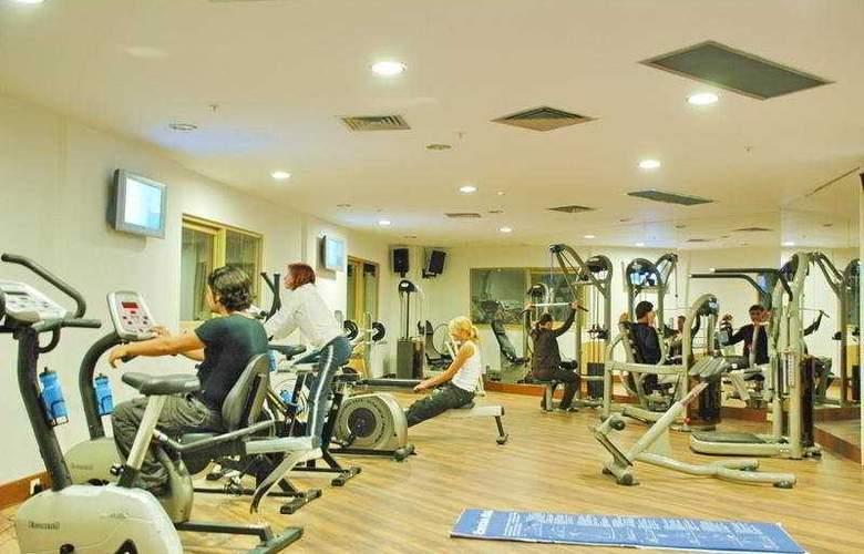 Yelken Spa Hotel - Sport - 12