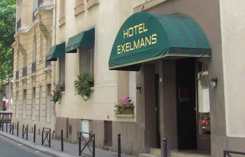 Exelmans - Hotel - 0