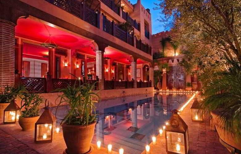 La Maison Arabe - Restaurant - 9