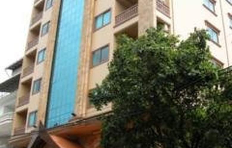 Cardamom Hotel & Apartment - Hotel - 0