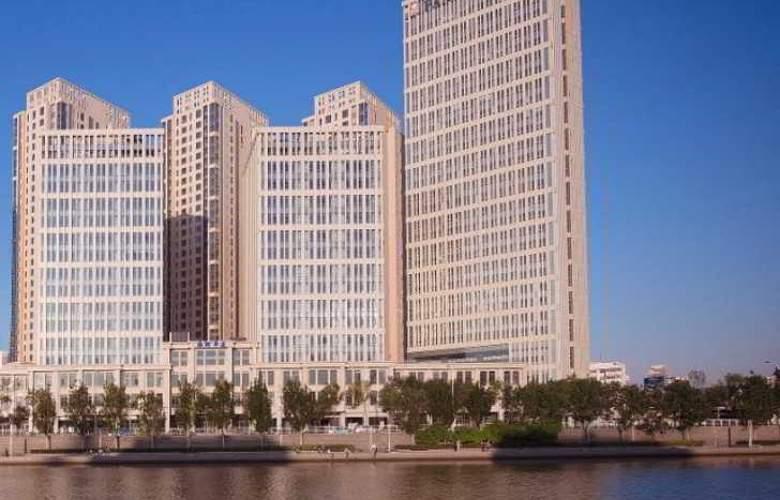 Pan Pacific Tianjin - Hotel - 0