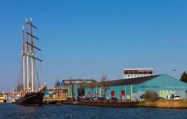 DoubleTree by Hilton Amsterdam - NDSM Wharf - Hotel - 4