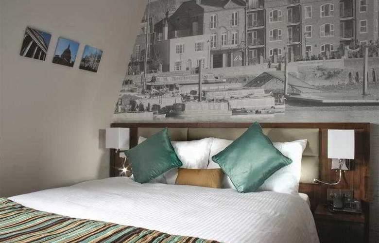 Best Western Plus Seraphine Hotel Hammersmith - Hotel - 66