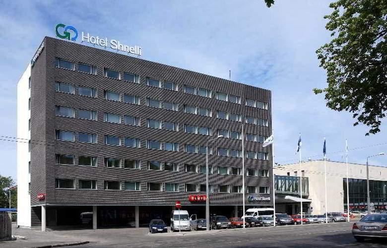 Go Hotel Shnelli - Hotel - 6