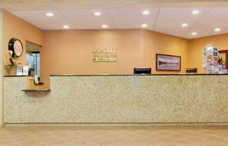 Quality Inn Airport - General - 2