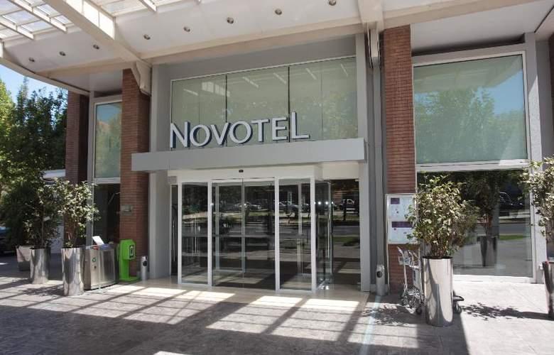 Novotel Santiago Vitacura - Hotel - 13