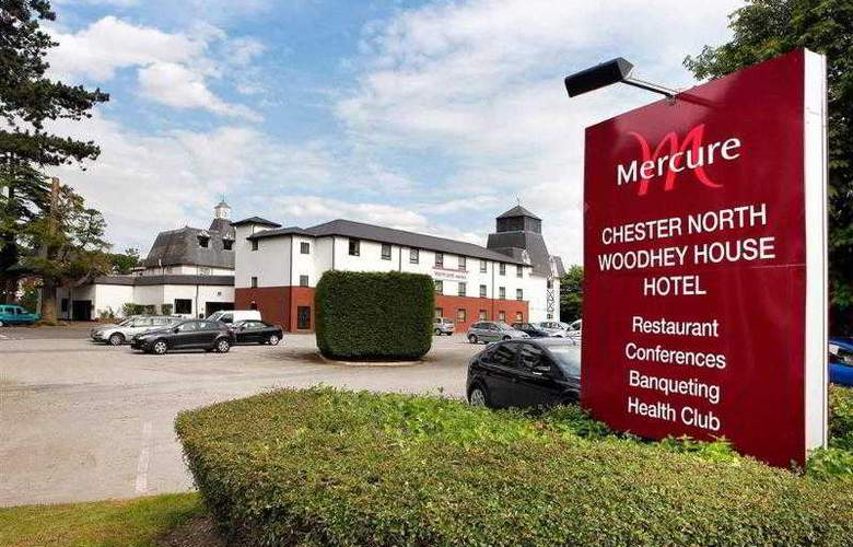 Mercure Chester North Woodhey House Hotel - Hotel - 10