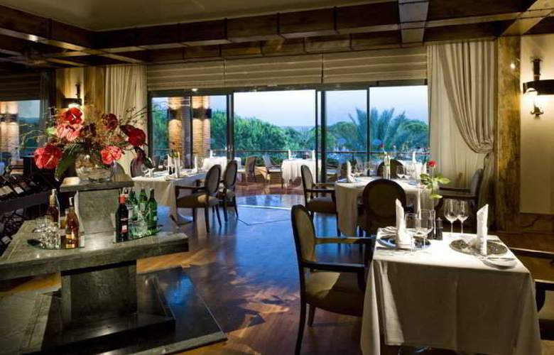 Gloria Golf Resort - Restaurant - 25