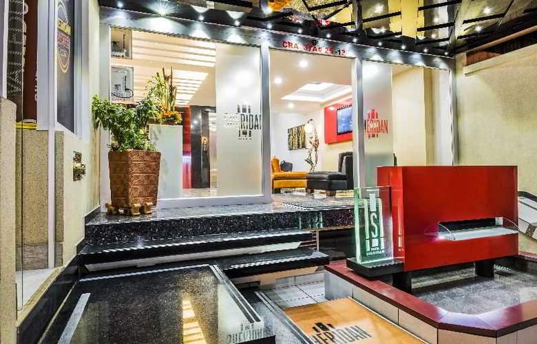 Sheridan Bogota - Hotel - 0
