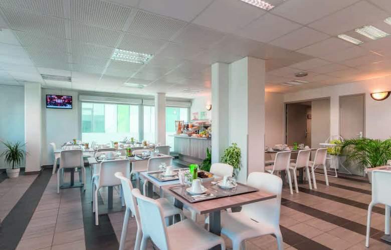Appart'City Annemasse Centre Pays de Genève - Restaurant - 10