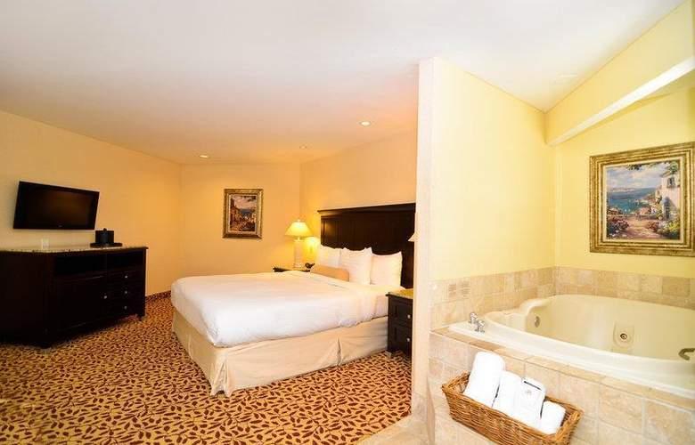 Best Western Plus Laguna Brisas Spa Hotel - Room - 36