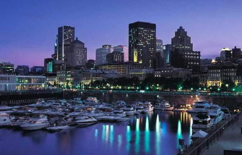 Le Westin Montreal - Hotel - 10